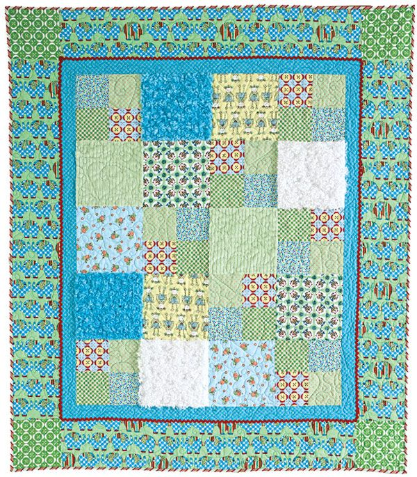 1000+ images about Baby Quilts and Free Baby Quilt Patterns on Pinterest Mccall s quilting ...