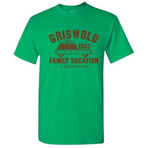 GRISWOLD FAMILY VACATION FUNNY T-SHIRT