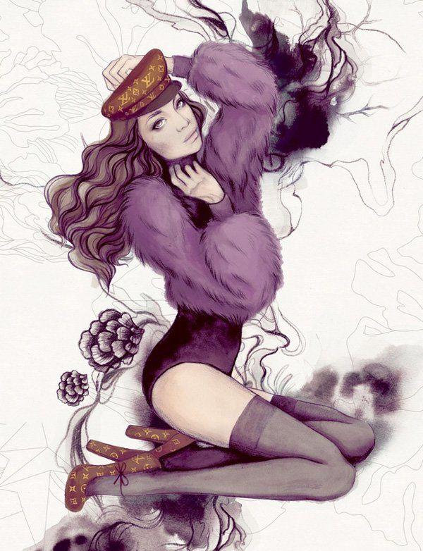 솔레 이그나시오 34 패션 스케치