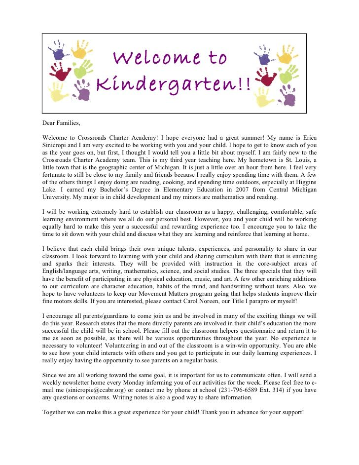 Best 25+ Welcome letter school ideas on Pinterest Parent welcome - sample welcome letter