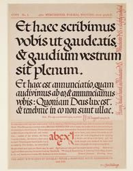VADS: the online resource for visual arts - Ann Hechle: calligraphy as experiment, expression, and vocation
