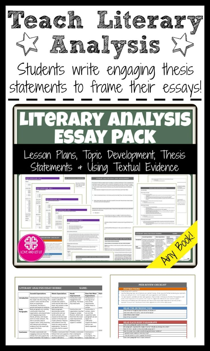 Eleventh and Twelfth Grade Writing Standards