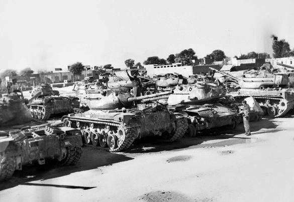 Broken-tanks-M48-Patton-1965-1