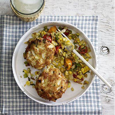 Classic Crab Cakes from Mark Bittman
