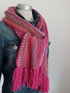 Kijk wat ik gevonden heb op Freubelweb.nl: een gratis haakpatroon van Tante Setje om deze mooie #langetantesetjesjaal te make https://www.freubelweb.nl/freubel-zelf/gratis-haakpatroon-sjaal-30/
