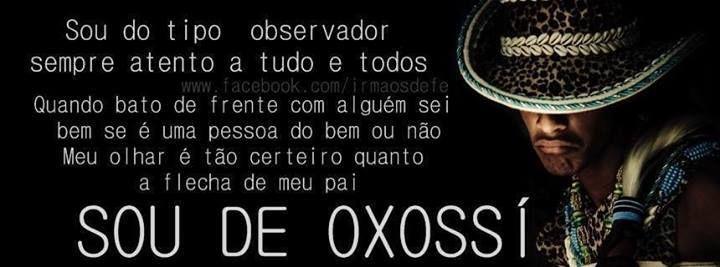 Oxossi   Tumblr