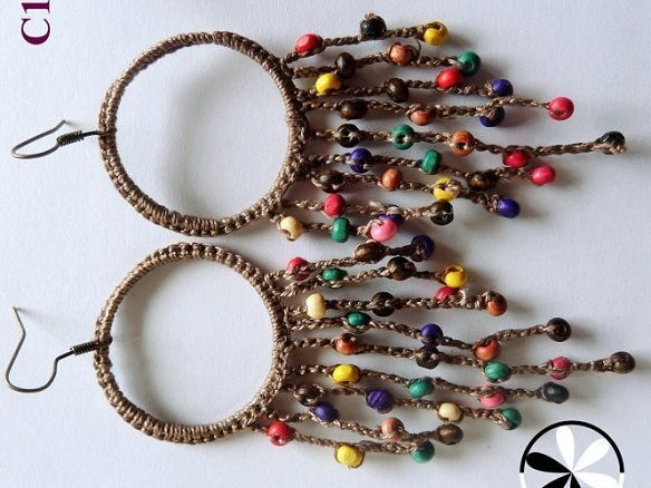 Fun, Trendy and Elegant Crochet Earrings