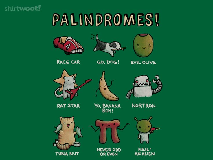 17 best images about palindromes on pinterest funny cartoon and olives