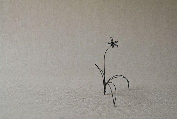 Sculture di filo by Masao Seki