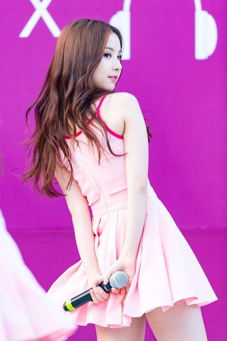 G-Friend EunHa  #back
