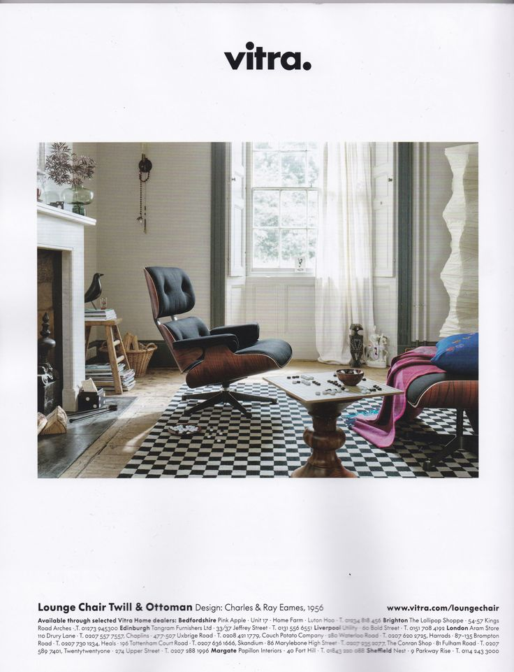 Eames England Ames: 413 Best Images About Eames Lounge Chair & Ottoman On