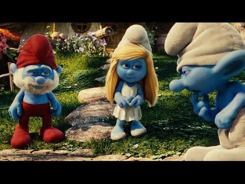 Смурфики 3 Затерянная деревня Новая коллекия The Smurfs Happy Meal часть 1 - YouTube