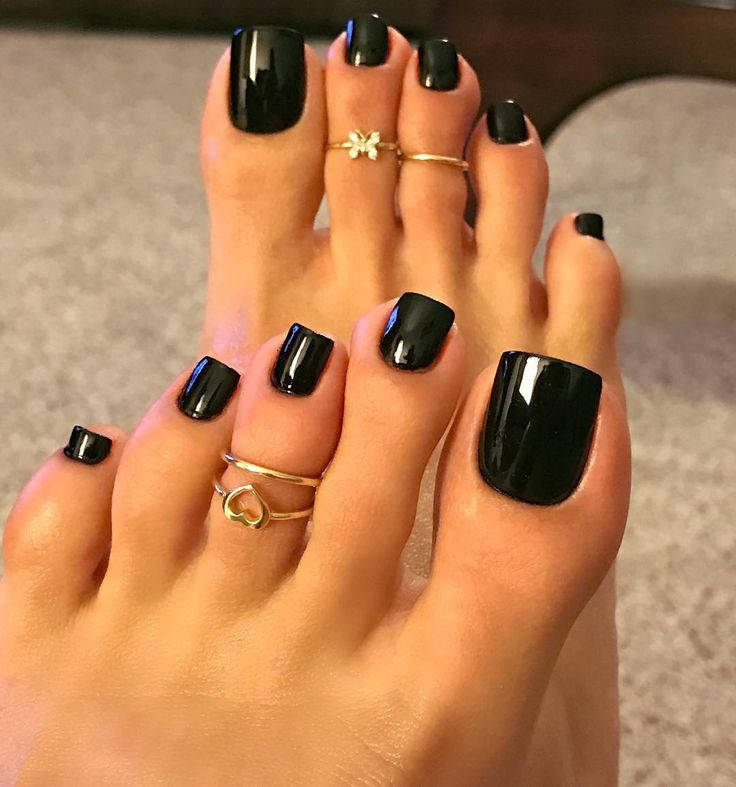 310 Best Black Pedicures Is Strong For Kicking Images On