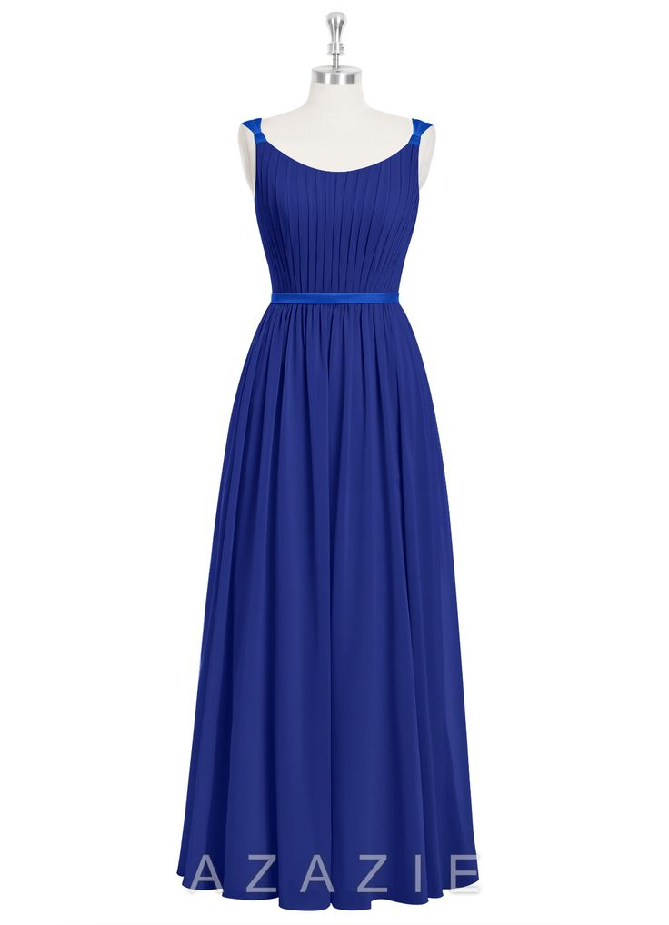 Shop Azazie Bridesmaid Dress - Lanette in Chiffon. Find the perfect made-to-order bridesmaid dresses for your bridal party in your favorite color, style and fabric at Azazie.