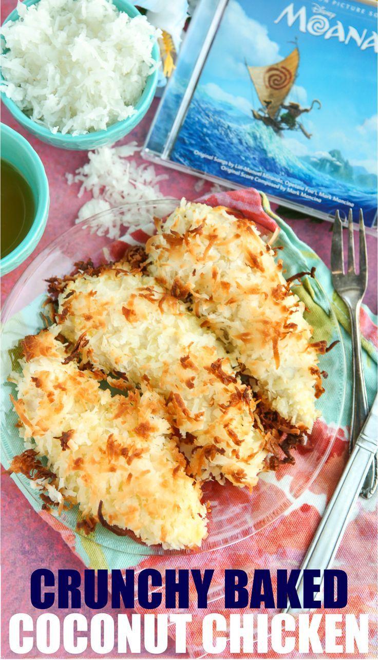 Easy healthy coconut chicken recipes