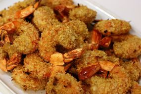 Crispy Fried Shrimp » Recipes and Foods from Cambodia