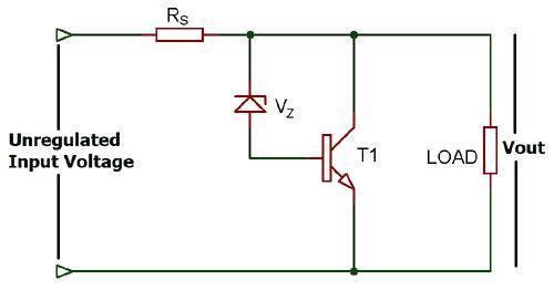 Shunt Voltage Regulator Circuit In 2020