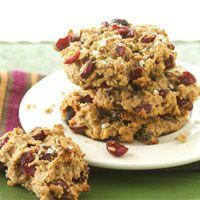 Healthified Oatmeal Peanut Butter Breakfast Cookies