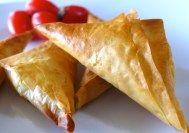Greek Feta Cheese Triangles Recipe (Tiropitakia) - My Greek Dish