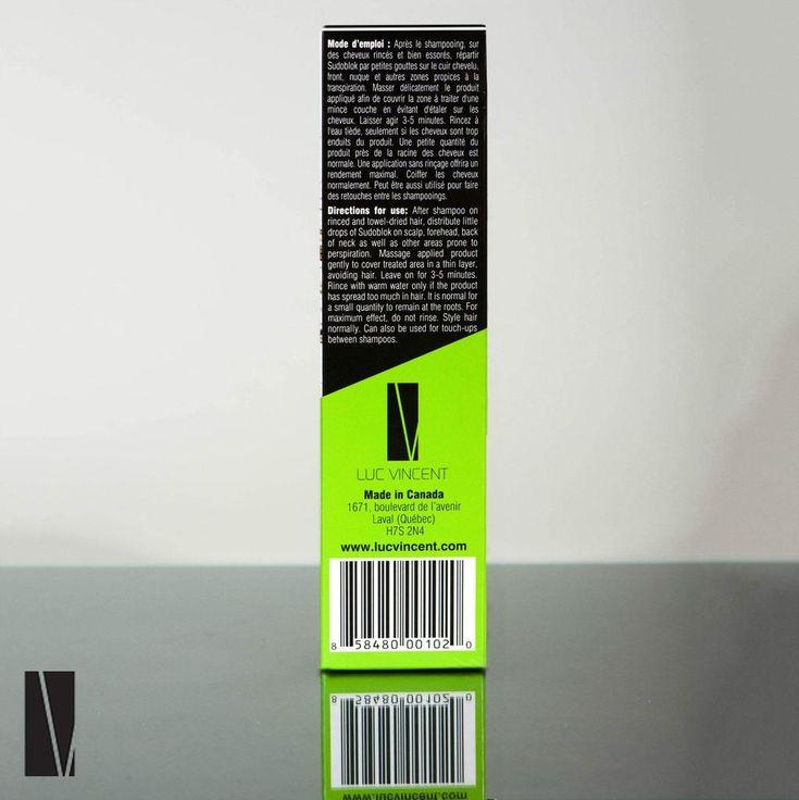 SUDOBLOK - Crème antisudorifique pour le cuir chevelu Luc Vincent | Depuis son lancement, Sudoblok a obtenu des commentaires élogieux de la part des utilisateurs autant pour son efficacité que pour sa polyvalence.
