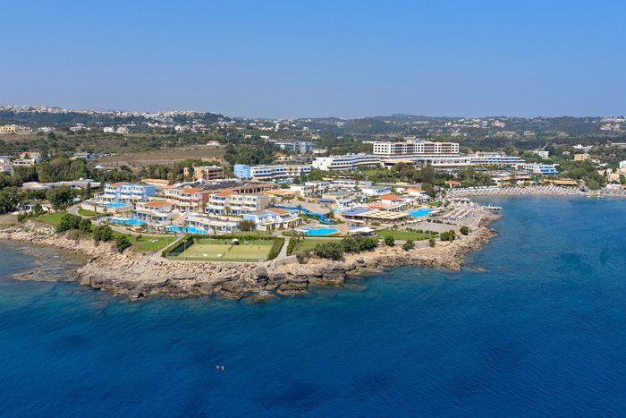 Animatorių Julijos ir Robertos namai #summer2014 #animatoriai  #stageman  Aldemar Paradise Village @ Kallithea, Rhodes, Greece!