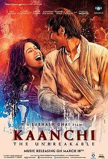 Kaanchi: The Unbreakable 2014 Full HD Movie Download Free Watch online Kaanchi: The Unbreakable 2014 is the Bollywood movie based on romance and love story, directed and produced by Subhash Ghai. This film was chance to both the actor and actress or