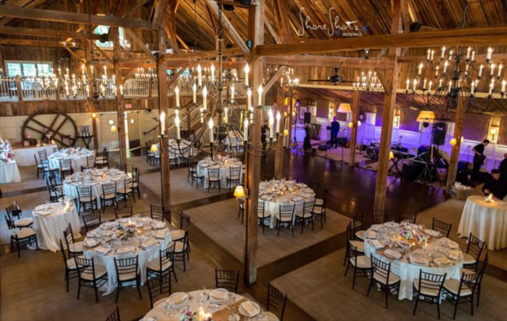 The Barn At Gibbet Hill Massachusetts Wedding Venues