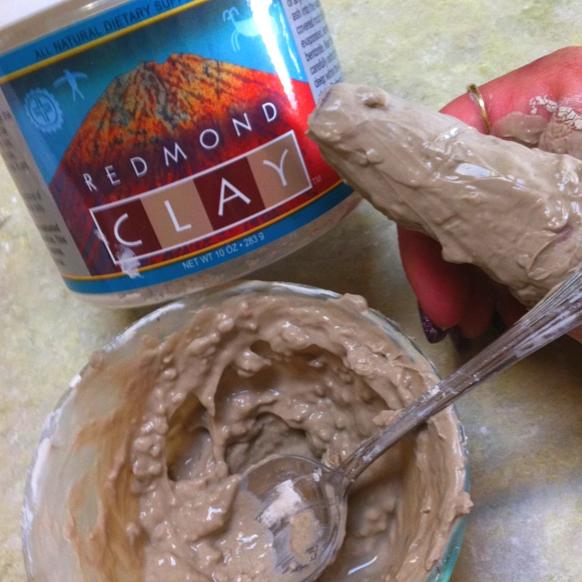 Fire Clay Mix : Best images about health living clays diatomaceous
