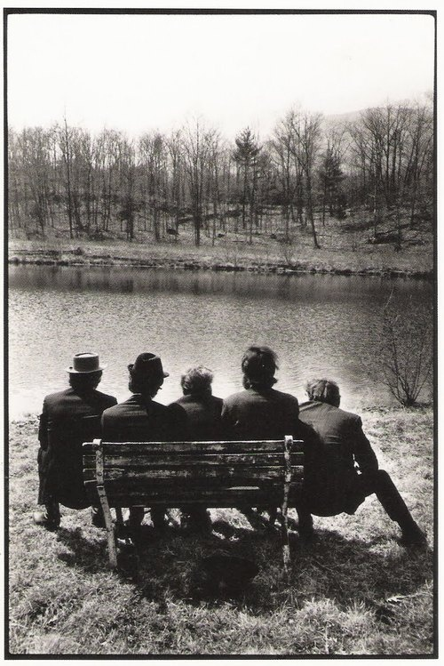 Elliot Landy. The Band. 1968.