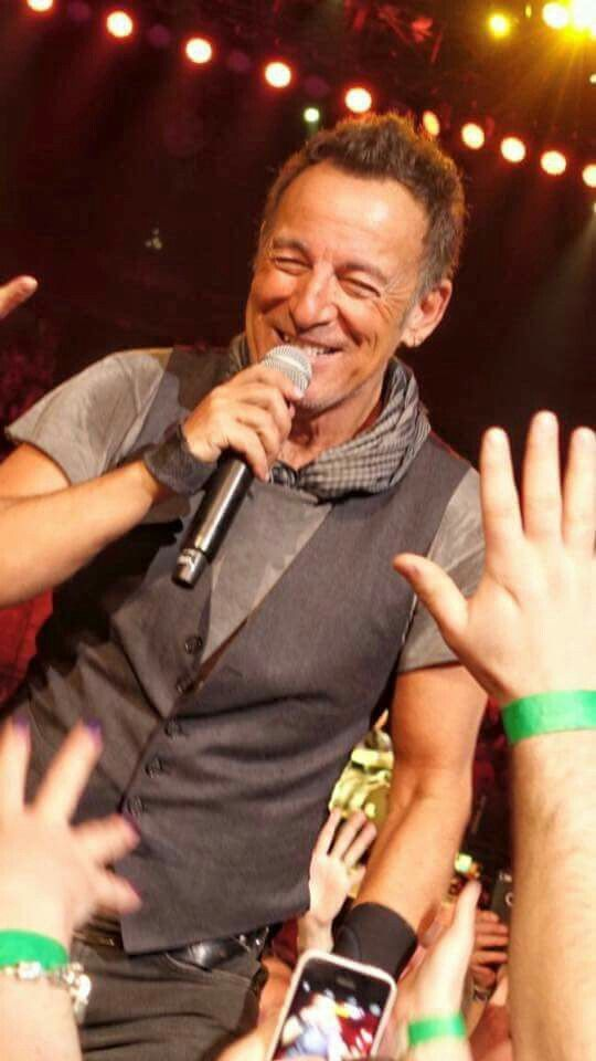 """Bruce Springsteen during """"The River"""" tour in 2016.                                                                                                                                                                                 More"""