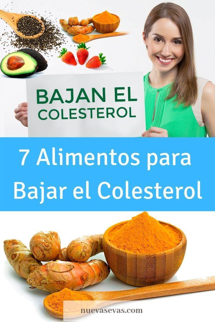 alimentos que ayudan a disminuir el colesterol malo