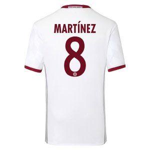 bayern munich third 16 17 season martinez 8 soccer jersey g306