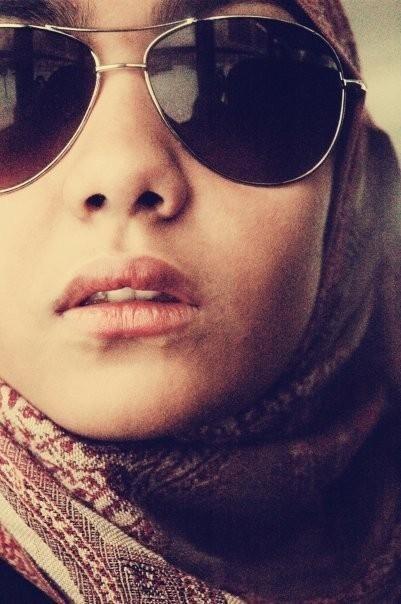 Muslimah/hijabi
