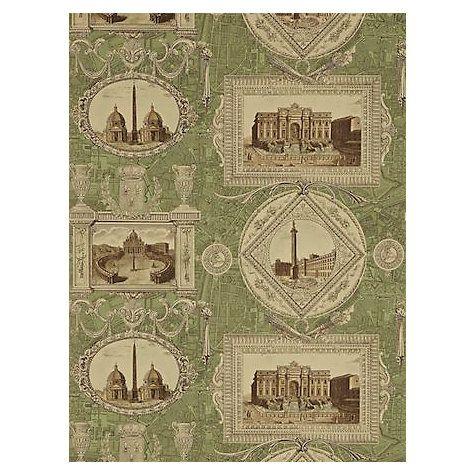 Buy Sanderson Vues D'Italie Wallpaper Online at johnlewis.com