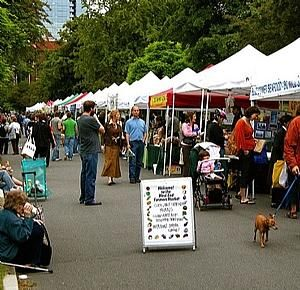 West End Farmers Market Saturday: 9:00am-2:00pm Comox and Thurlow Street