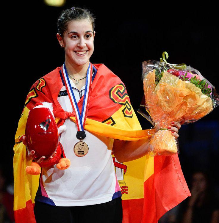 Carolina Marín, bádminton, badminton