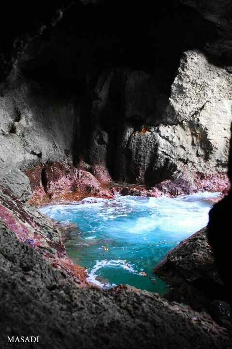 La Cueva del Indio, located in Arecibo ,PR