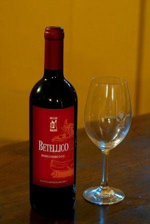 #Betellico #RossoConero vini Marche