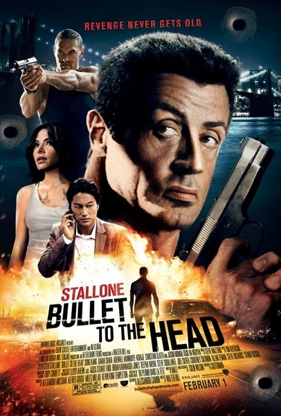 Bullet to the Head - Sylvester Stallone - Sung Kang & Jason Momoa all in one movie - gotta see it!