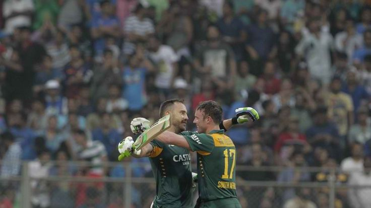 South Africa thrash India by 214 runs, clinch ODI series 3-2 - http://thehawkindia.com/news/south-africa-thrash-india-by-214-runs-clinch-odi-series-3-2/
