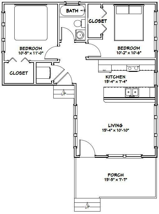 Best 25 screen house ideas on pinterest outdoor screen for 16x30 house plans