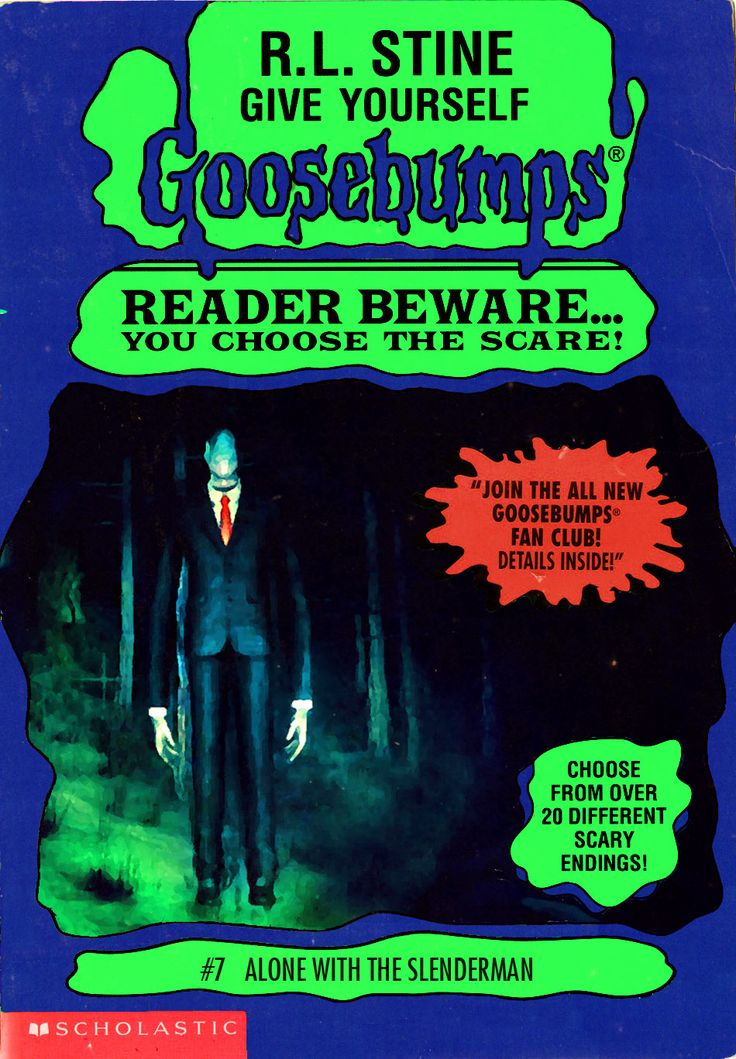 Slender: The Eight Pages vs Goosebumps