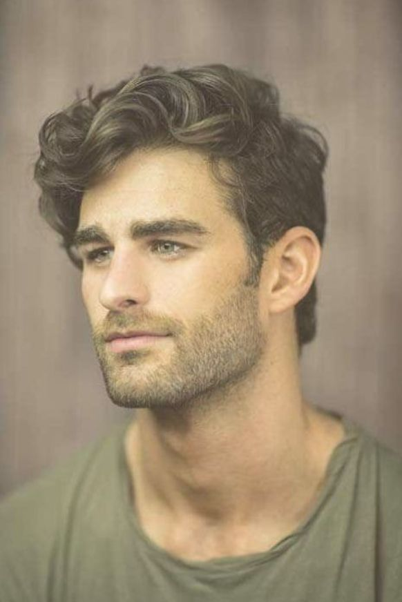 Hairstyles For Men With Curly Hair Long 20