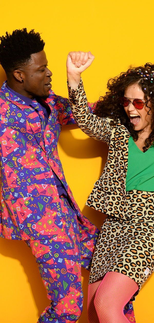 The Fresh Prince Anzug | 90s Outfit for Men | OppoSuits – Fasching, Carnival costume with the train of OppoSuits. Carni…