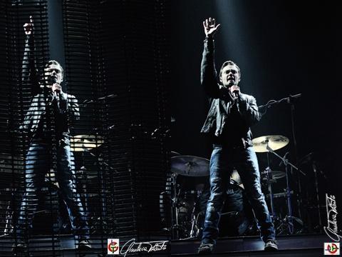 10 Aprile 2012 - PalaOlimpico - Torino - Tiziano Ferro in concert