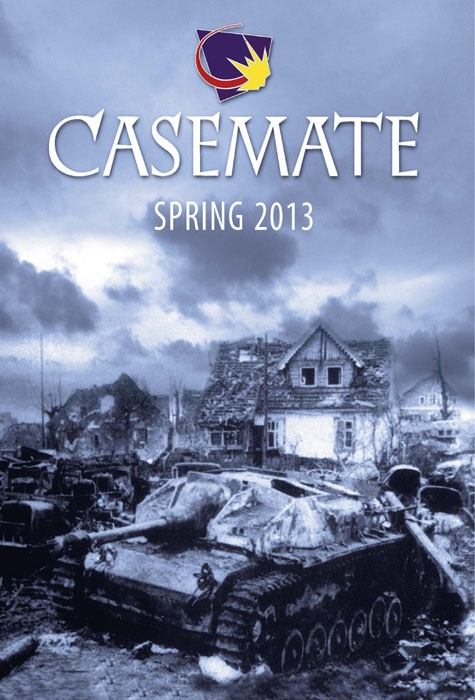 Check out Casemate's Spring 2013 for great upcoming titles from us and our great distribution partners! - Click image to see the full catalog