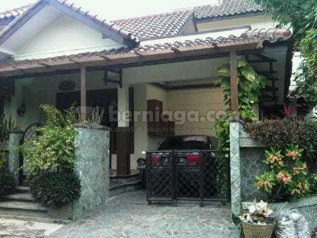 Rumah nyaman di Pelem Sewu, Yogya.
