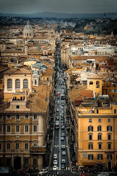 ROME, ITALY -   Rome, Italy. The great historic country
