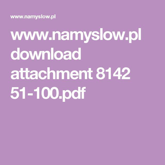 www.namyslow.pl download attachment 8142 51-100.pdf