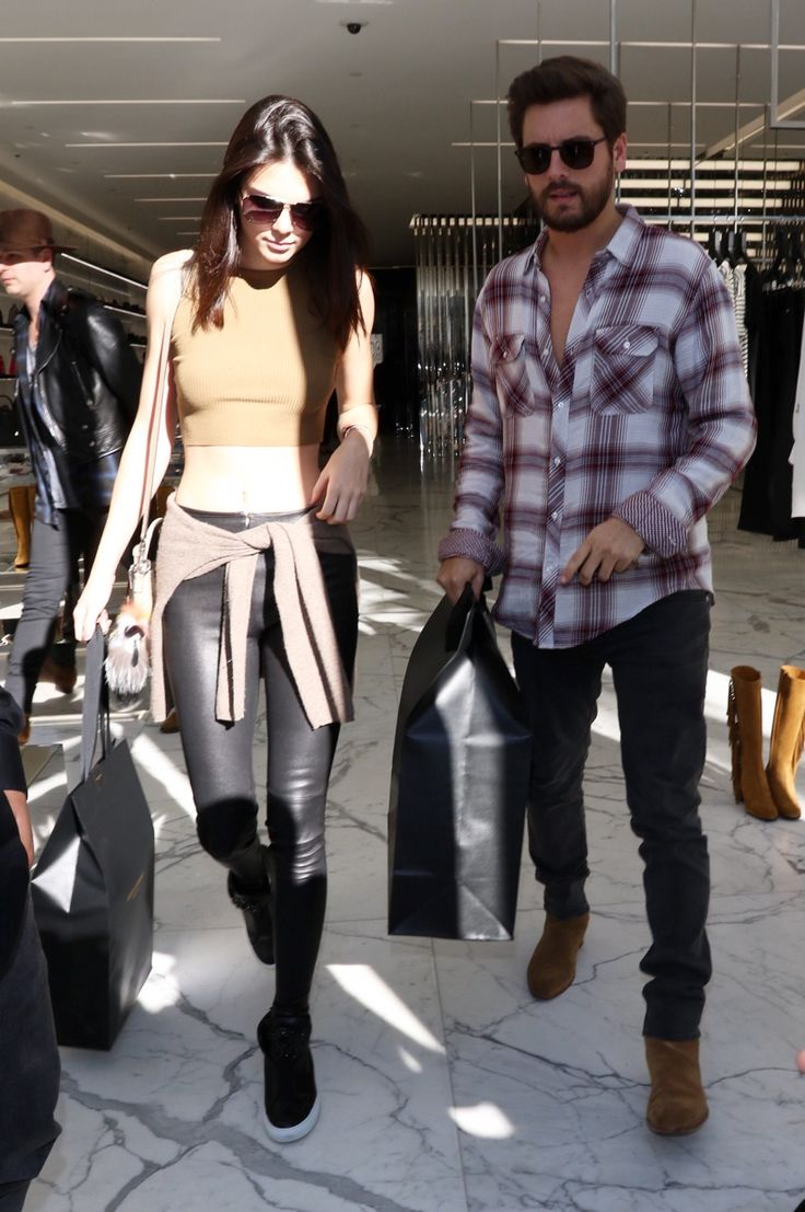 Kendall Jenner & Scott